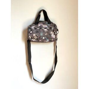 Lesportsac Paisley Floral Bag